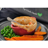 M43 - Chicken and Vegetable Pot Pie