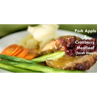 MF203 - FRESH - Pork Apple and Cranberry